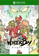 Cover zu Wonder Boy: The Dragon's Trap - Xbox One