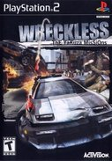 Cover zu Wreckless: The Yakuza Missions - PlayStation 2