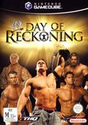 Cover zu WWE Day of Reckoning - GameCube