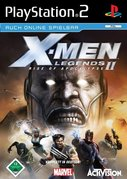 Cover zu X-Men Legends II: Rise of Apocalypse - PlayStation 2