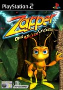 Cover zu Zapper - PlayStation 2