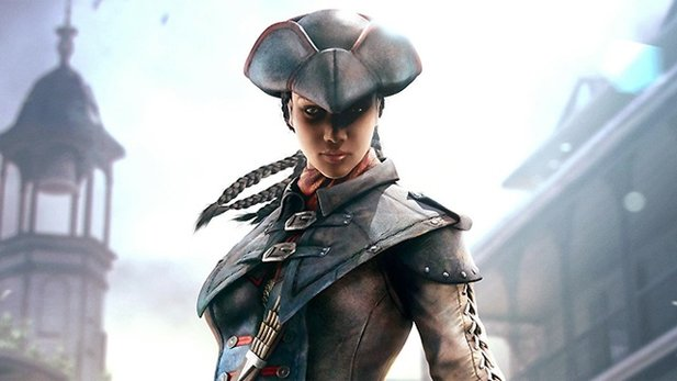 Auf der PlayStation kehrt Aveline in Assassin's Creed 4: Black Flag zurück.