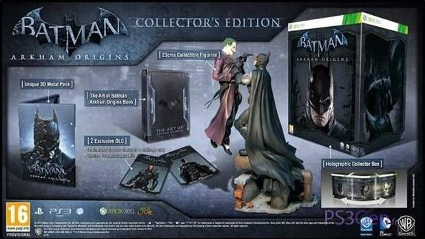 Batman: Arkham Origins - Collector's Edition