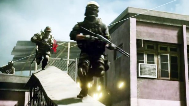 Battlefield 4 - Release-Trailer zum DLC »Dragon's Teeth«