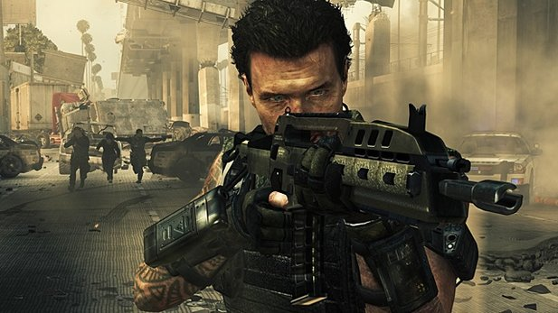 Call of Duty: Black Ops 2 - mit speziellen Features für die Wii U.