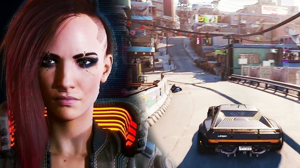 Cyberpunk 2077 - 48 Minuten Gameplay im kompletten Demo-Walkthrough