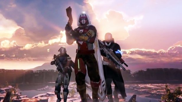 Destiny - Launch-Trailer: Werde zur Legende
