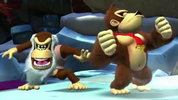 Gameplay-Trailer von DKC: Tropical Freeze