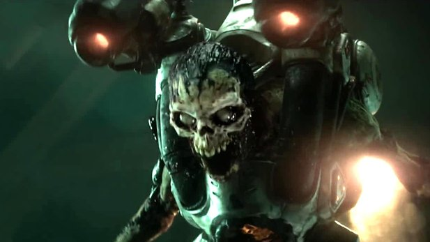 Doom - Cinematic-Trailer »Fight Like Hell«