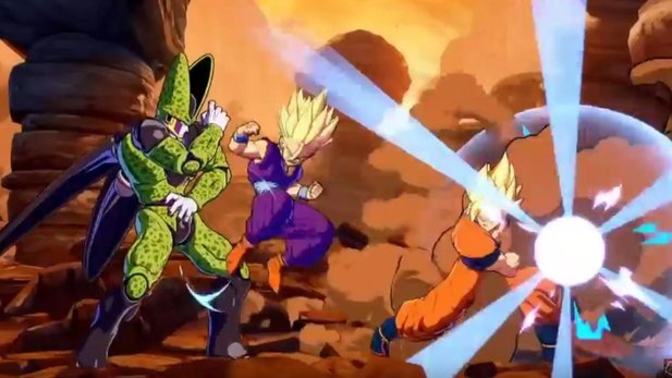 Dragon Ball Fighter Z - Reveal-Trailer zeigt neuen 2,5D-Prügler zur Kult-Serie