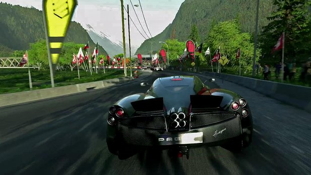 DriveClub - Preview-Video zum PS4-exklusiven Rennspiel