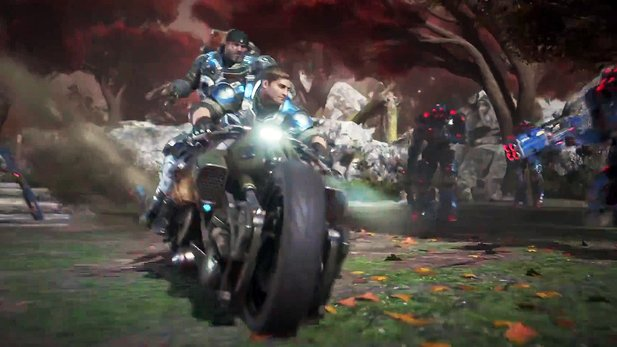 Gears of War 4 - Neues Video stellt den Soundtrack in den Vordergrund.