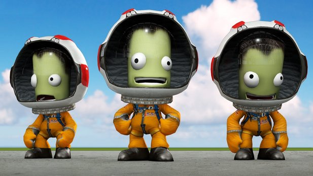 Kerbal Space Program kommt auf die Xbox One.