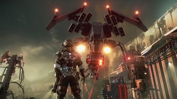 Killzone: Shadow Fall - Gameplay-Video von der PS4-Präsentation