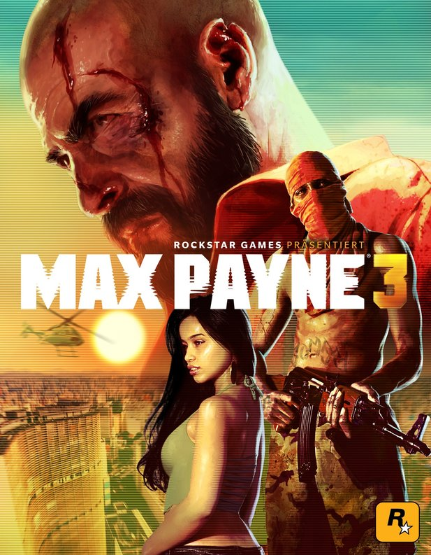 Max Payne 3 - Artwork