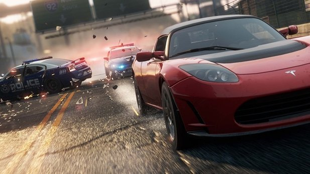 Need for Speed: Most Wanted - Test-Video