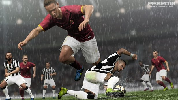 »We Will Rock You« von Queen ist Bestandteil des Soundtracks für Pro Evolution Soccer 2016.