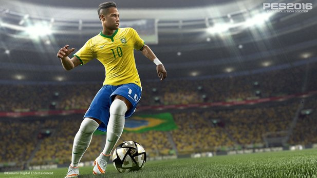 Pro Evolution Soccer 2016 - Die Demo im Angespielt-Video