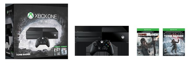 Rise of the Tomb Raider - Xbox One Bundle
