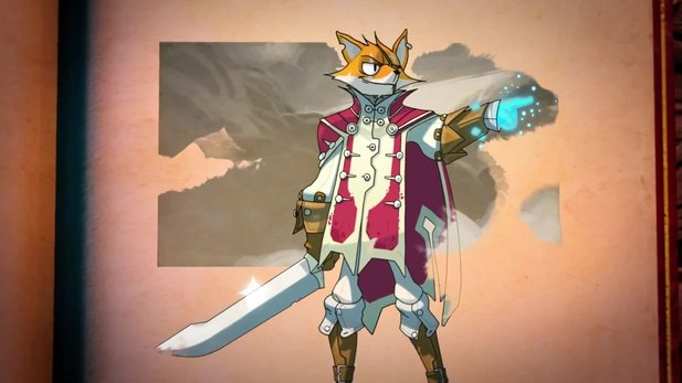 Stories: The Path of Destinies - Gameplay-Trailer »When Heroes Rise«