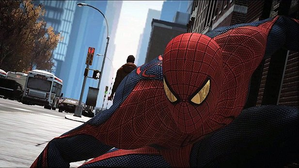 The Amazing Spider-Man - VGA-Trailer