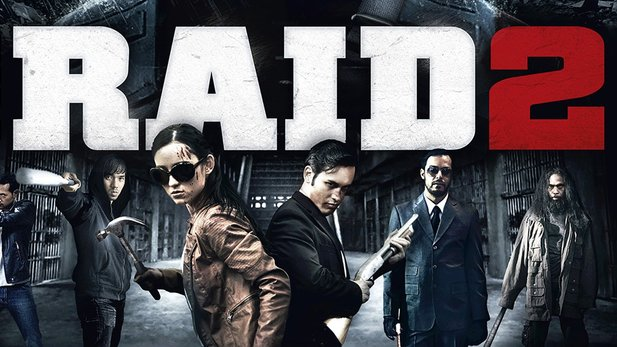 The Raid 2 - Deutscher Trailer zum Sequel