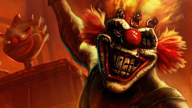 Twisted Metal - Test-Video