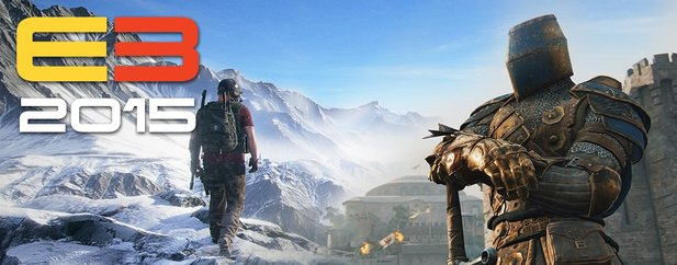 Ghost Recon: Wildlands und For Honor waren zwei Überraschungen in der Ubisoft-E3-Show 2015.