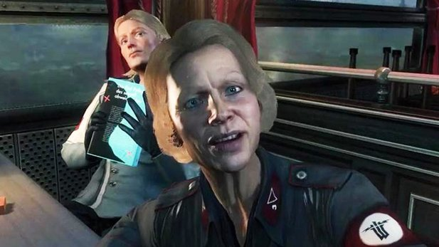Wolfenstein: The New Order - Ingame-Trailer: »In einem Zug nach Berlin«