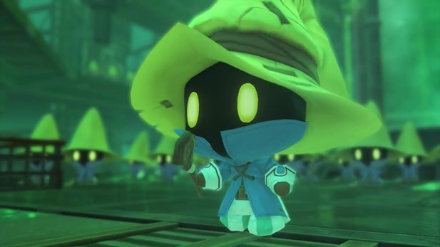 World of Final Fantasy - Ankündigungstrailer zum übergreifenden Final Fantasy in Chibi-Optik
