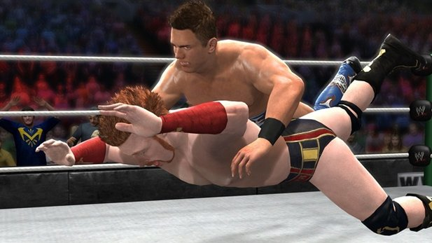 WWE '13 - Test-Video
