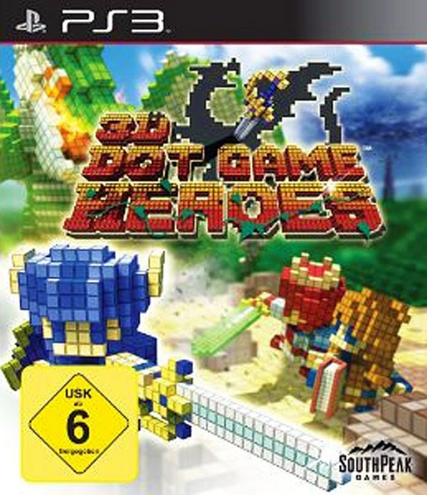 Cover zu 3D Dot Game Heroes