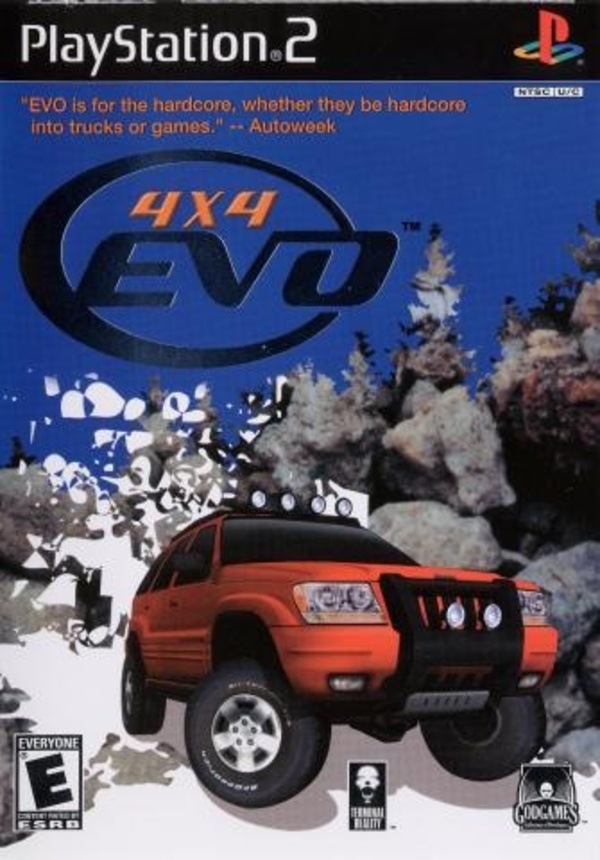 Cover zu 4x4 Evolution