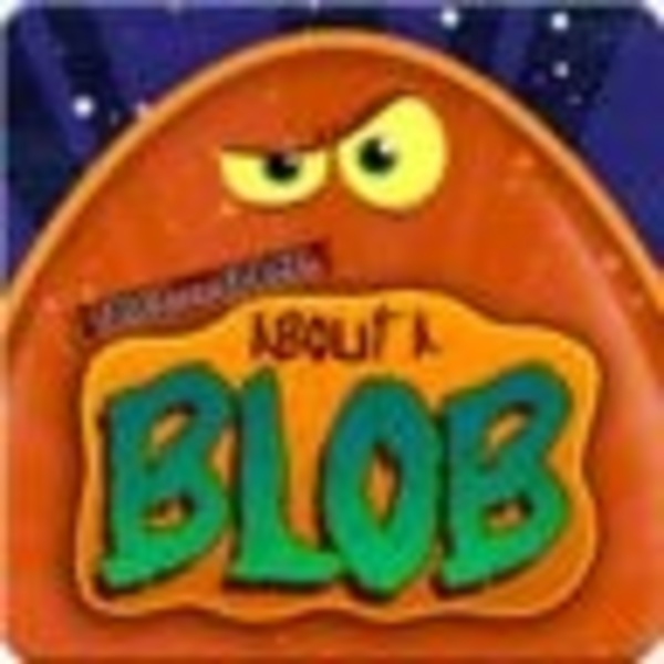 Cover zu Tales from Space: About a Blob