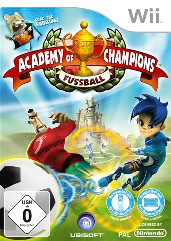 Cover zu Academy of Champions