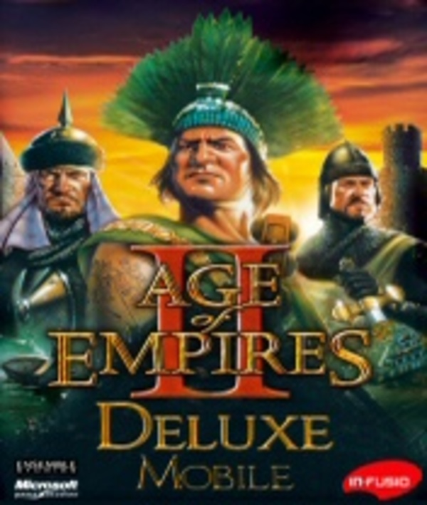 Cover zu Age of Empires 2 Deluxe Mobile