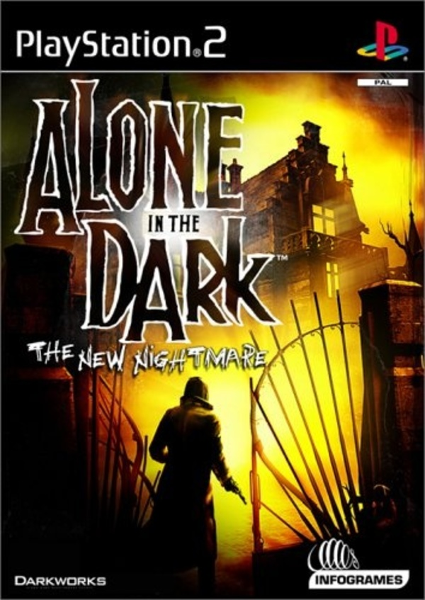 Cover zu Alone in the Dark: The New Nightmare