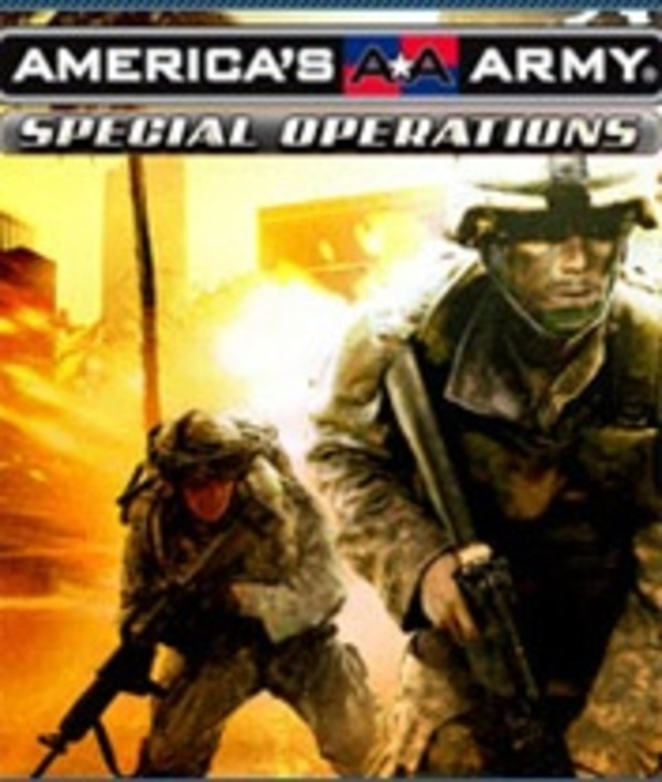 Cover zu America's Army: Special Operations