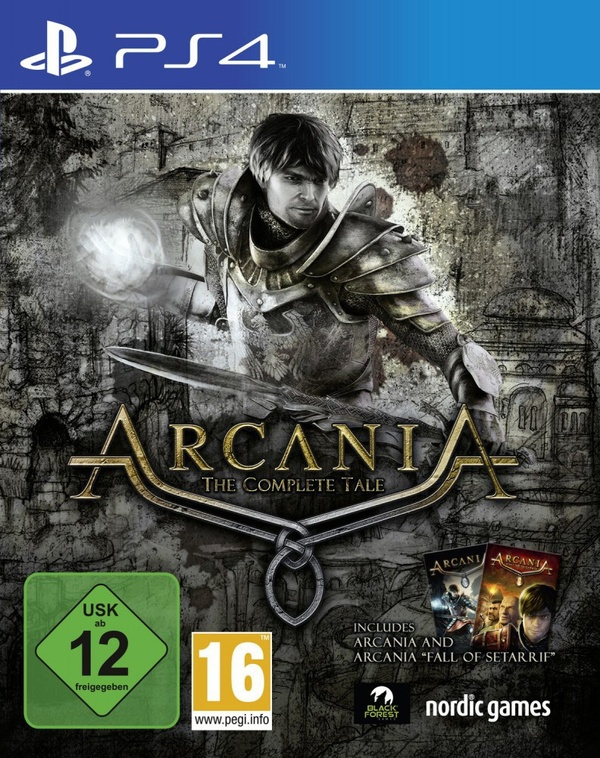 Cover zu Arcania: The Complete Tale