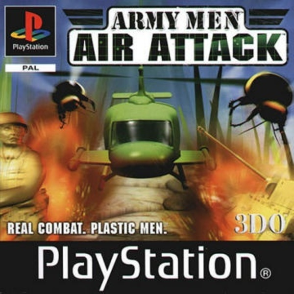 Cover zu Army Men: Air Attack