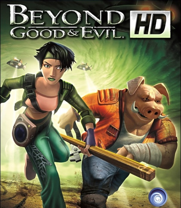 Cover zu Beyond Good & Evil HD