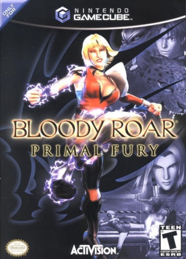 Cover zu Bloody Roar: Primal Fury