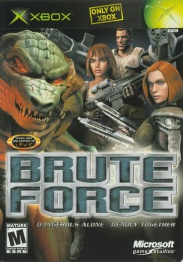 Cover zu Brute Force