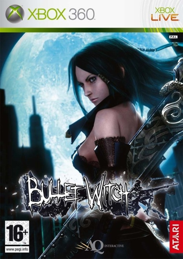 Cover zu Bullet Witch