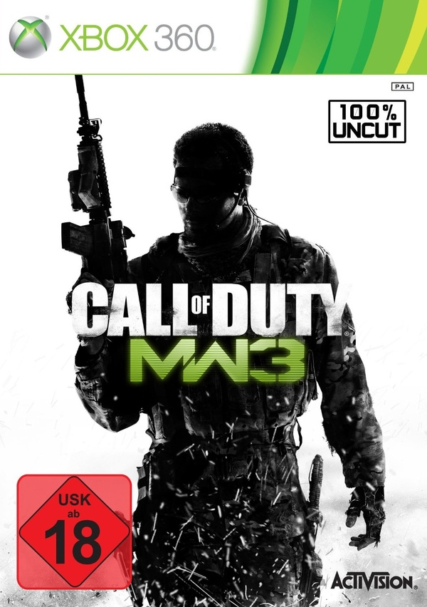 Cover zu Call of Duty: Modern Warfare 3