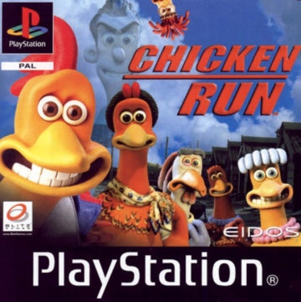 Cover zu Chicken Run