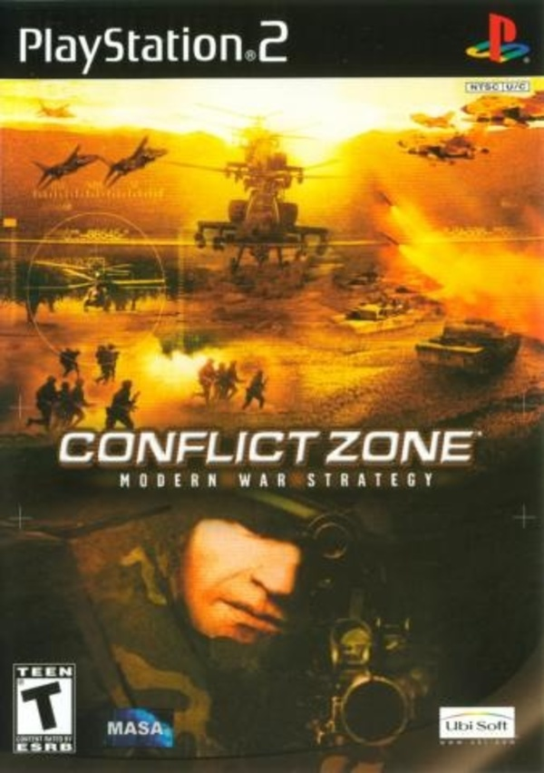 Cover zu Conflict Zone: Modern War Strategy