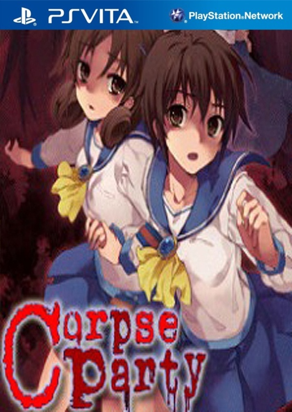 Cover zu Corpse Party