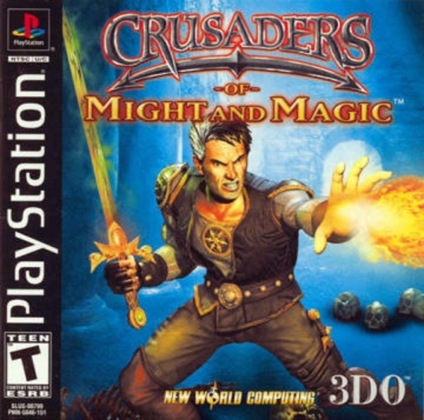 Cover zu Crusaders of Might and Magic