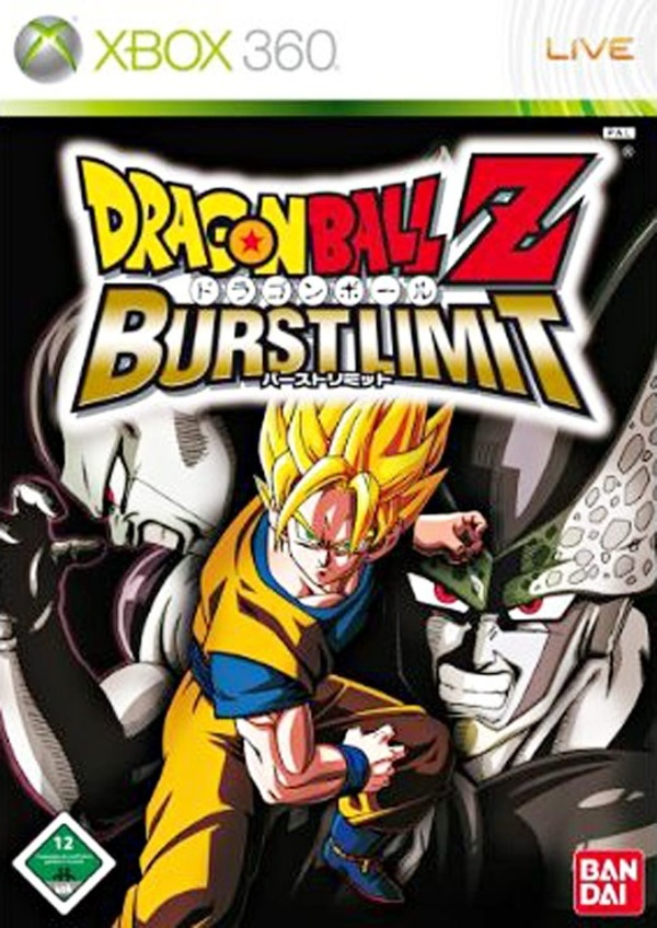 Cover zu Dragon Ball Z: Burst Limit